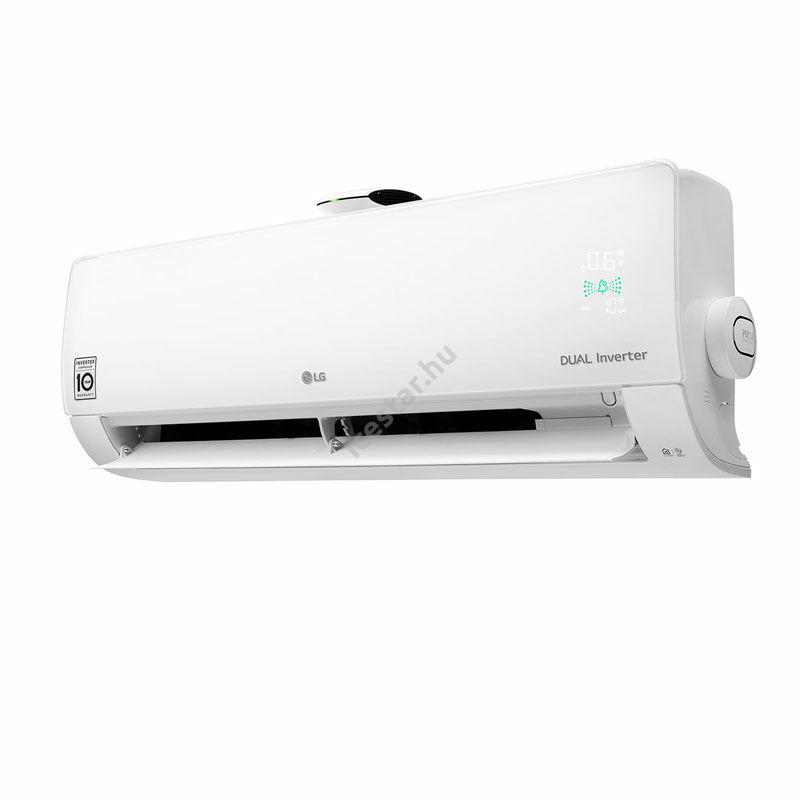 LG Dual Cool & Pure oldalfali inverteres split klíma 3,5 kW - WiFi vezérléssel1