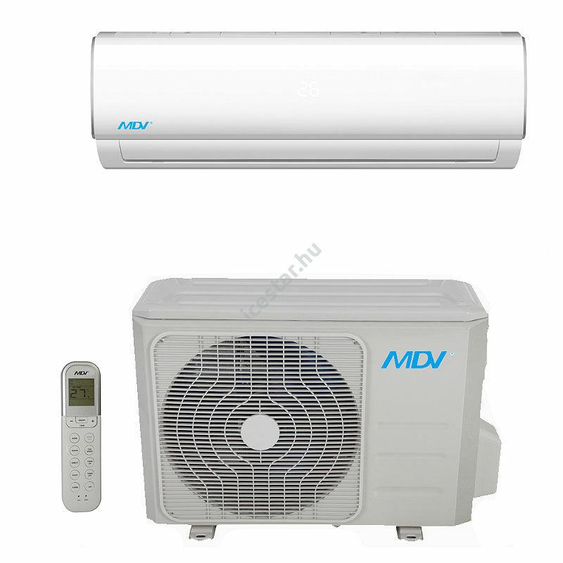 MDV RAG-053B-SP oldalfali inverteres split klíma, légkondicionáló 5,3 kW