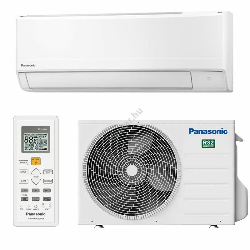 PANASONIC FZ CS-FZ50WKE/CU-FZ50WKE oldalfali split klíma 5kW