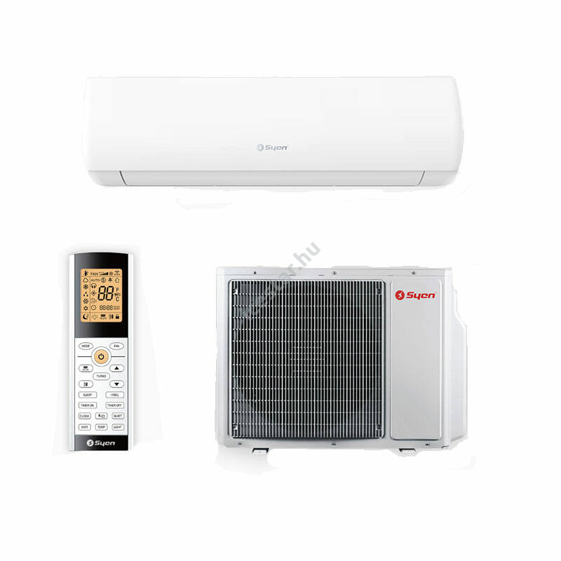 Syen MUSE SOH18MU-E32DA1D/I-E32DA1D/O 5,3 kW oldalfali inverteres klíma