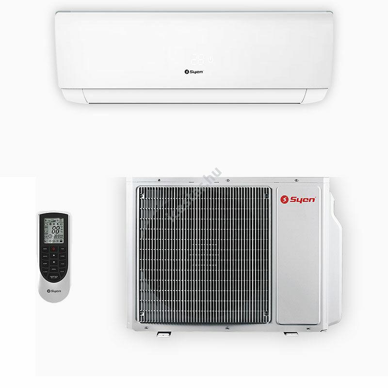Syen Bora Plusz SOH16BO-E32DA4B-I/O 4,6 kW inverteres oldalfali klíma