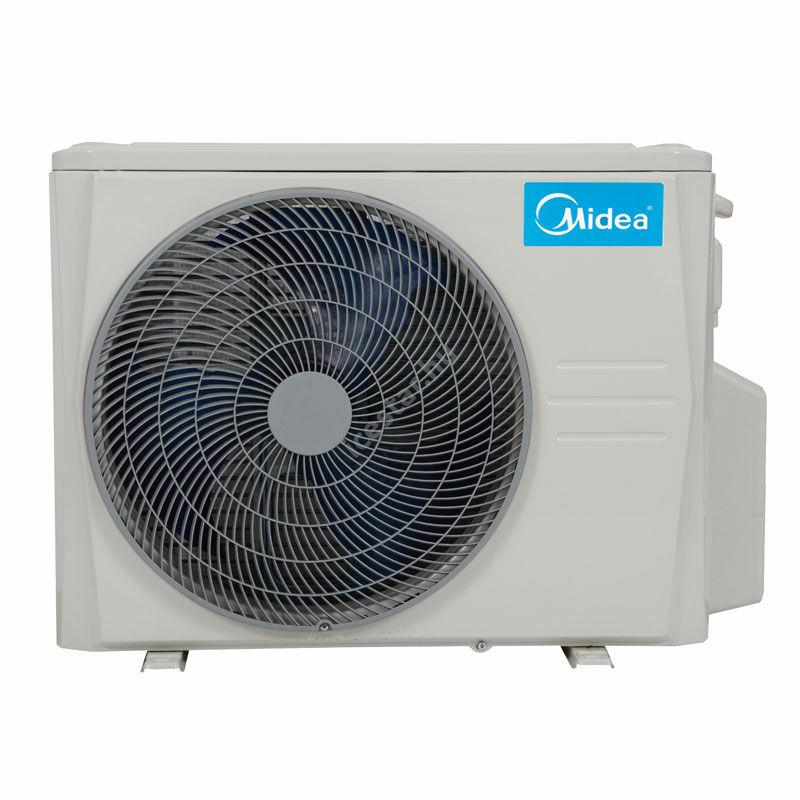 Midea klíma kültéri egység M2OG-14HFN8-Q 4,1 kW, max 2 beltéri egység