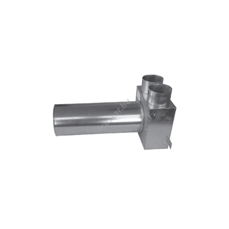 CAIRFLEX 2 Csonkos szelepfogadó doboz - 1x75/125 mm - L:320 mm