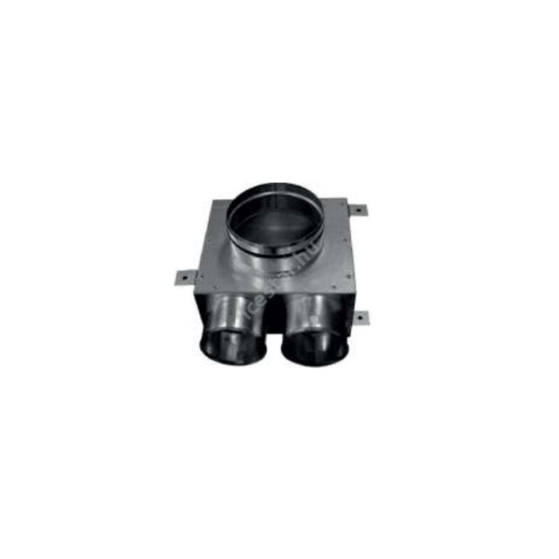 CAIRFLEX 2 Csonkos szelepfogadó doboz - 2x75/125 mm