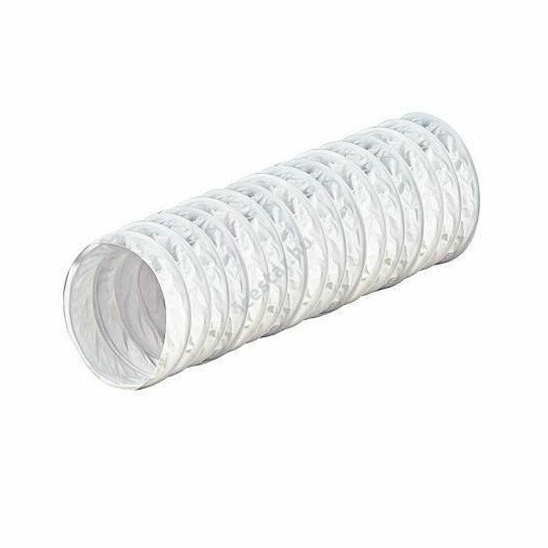 Awenta KE100-10 flexibilis műanyag cső, félmerev légcsatorna D:100mm L:1méter
