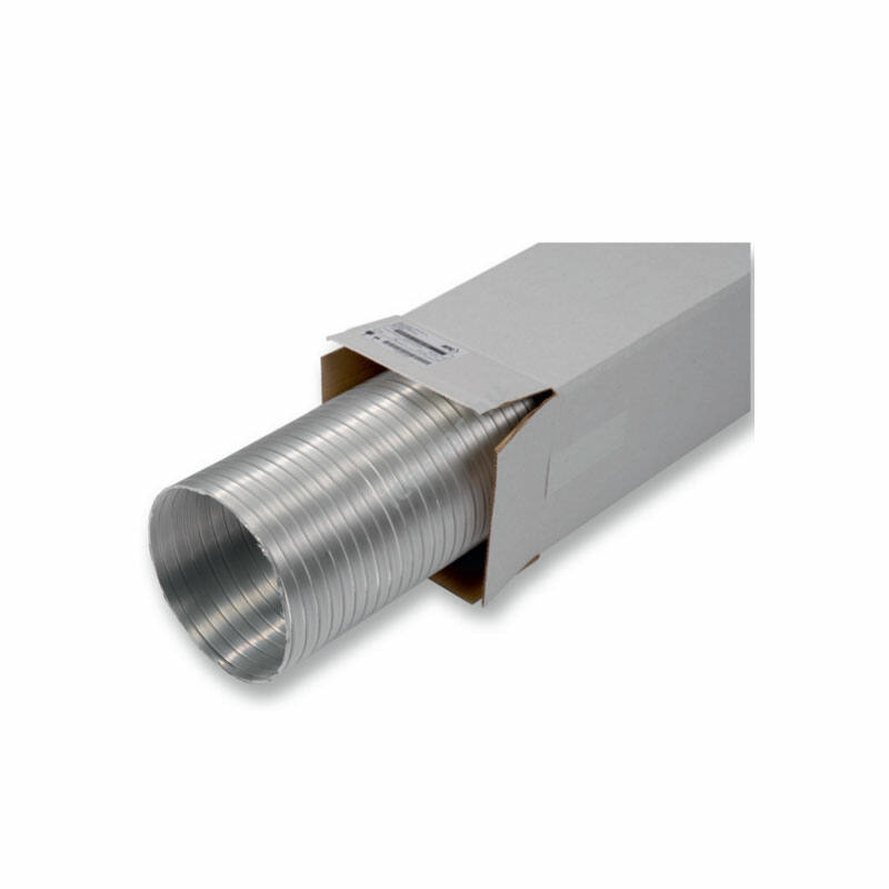 ATC Semiflex Szigeteletlen fél-merev flexi cső 82 mm 3m/doboz