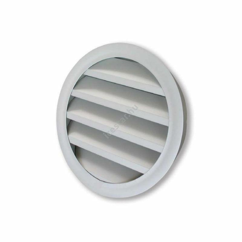 ATC BLR-GD 250 Alumínium fix kültéri kör alakú esővédőrács