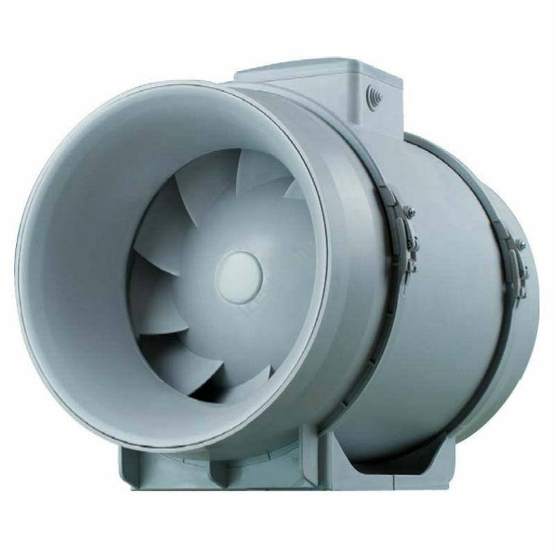 ATC TT-MIX-PRO 160 műanyagházas kevert légáramú csőventilátor
