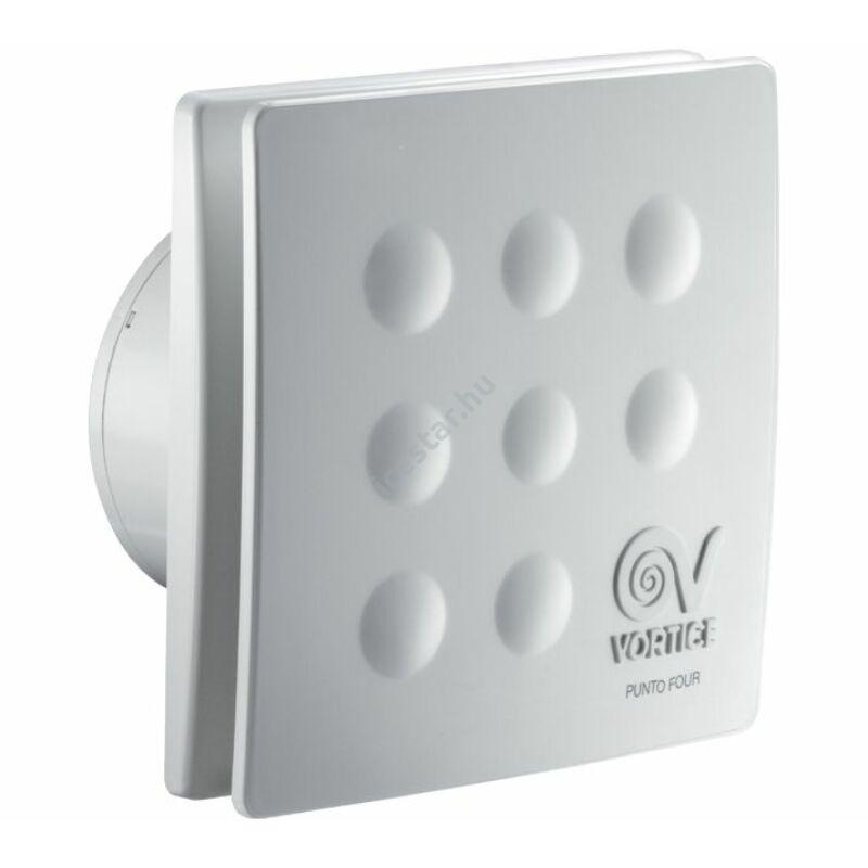 Vortice Punto MFO 90 axiális ventilátor fürdőbe, mellékhelyiségbe