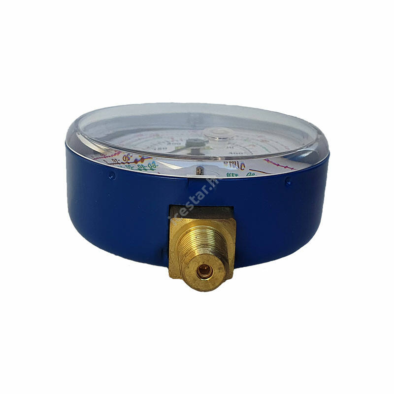 REFCO Nyomásmérő óra M2-250-DS-CLIM - manométer