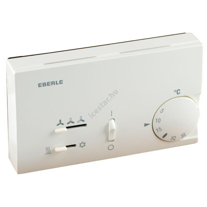 EBERLE KLR-E 7015 Fan-coil- klímatermosztát