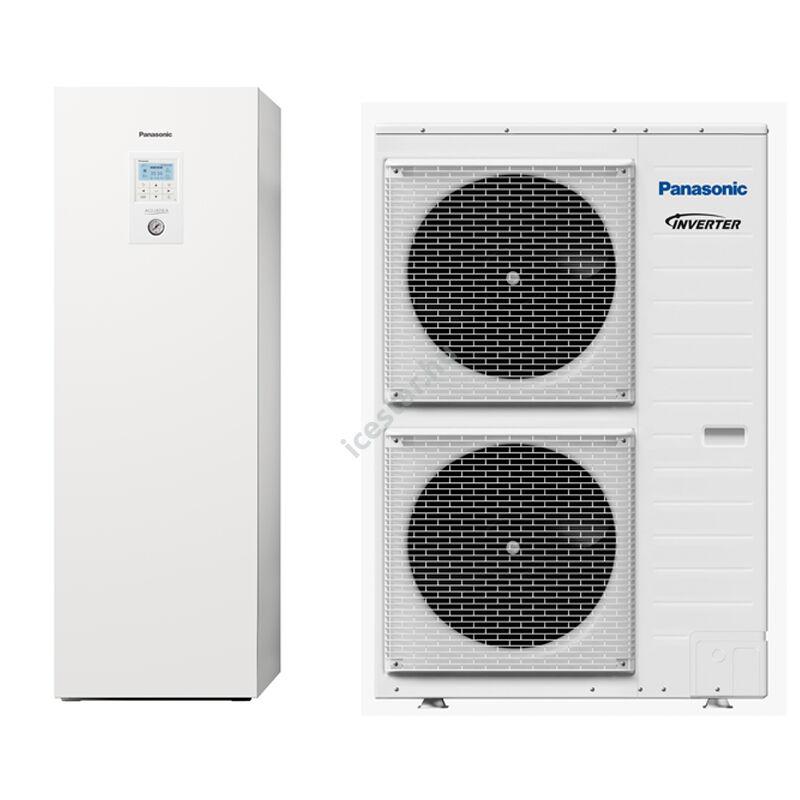 Panasonic Aquarea T-CAP All in One H generációs egyfázisú hőszivattyú