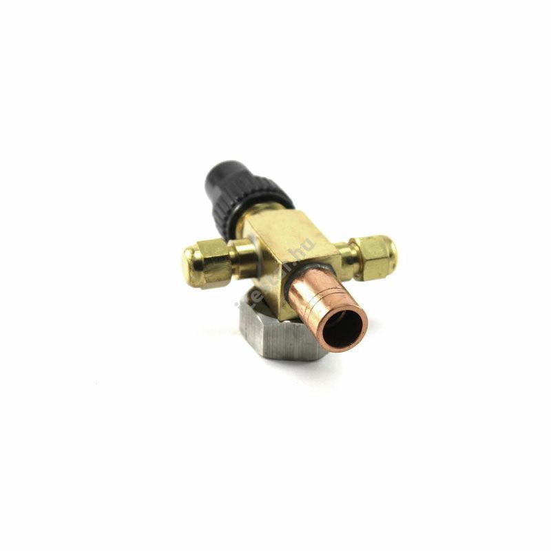 """REFRIGERA Rotalock szelep 1.3/4"""" - forraszos vég 22 mm  Rotalock szelep 1.1/4"""" - forraszos vég 22 mm"""