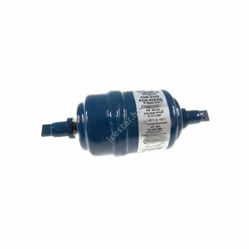 ALCO Folyadékszűrő 10 mm forraszos - FDB 083S