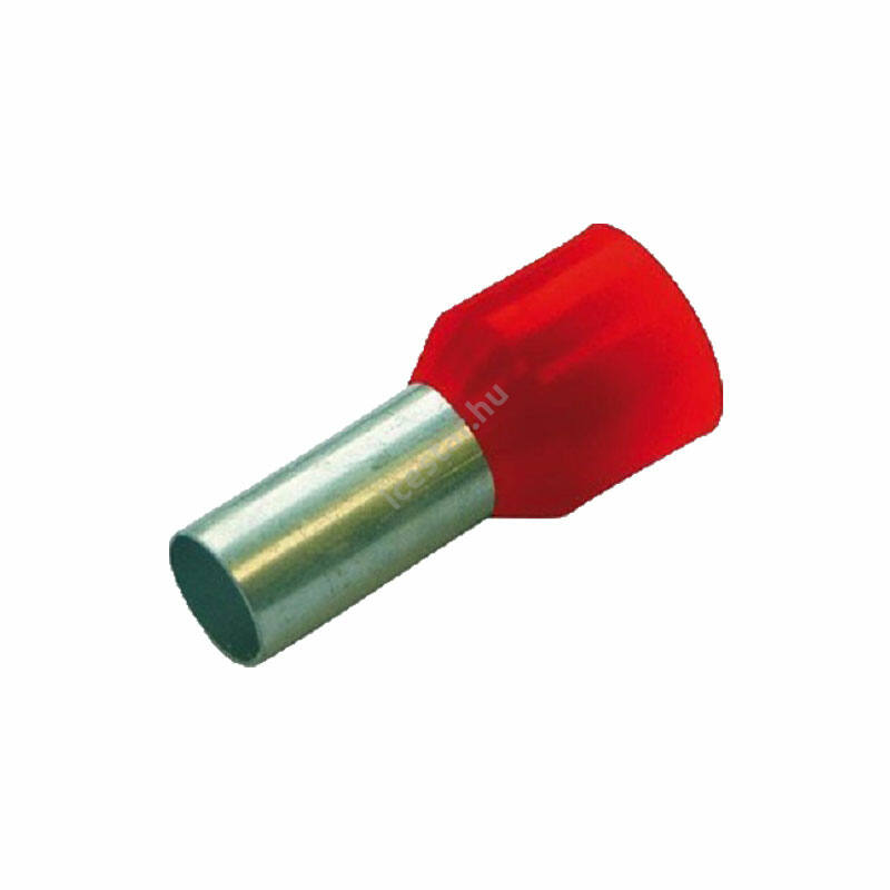 HAUPA Szigetelt érvéghüvely 1,5mm x 8mm 100 db