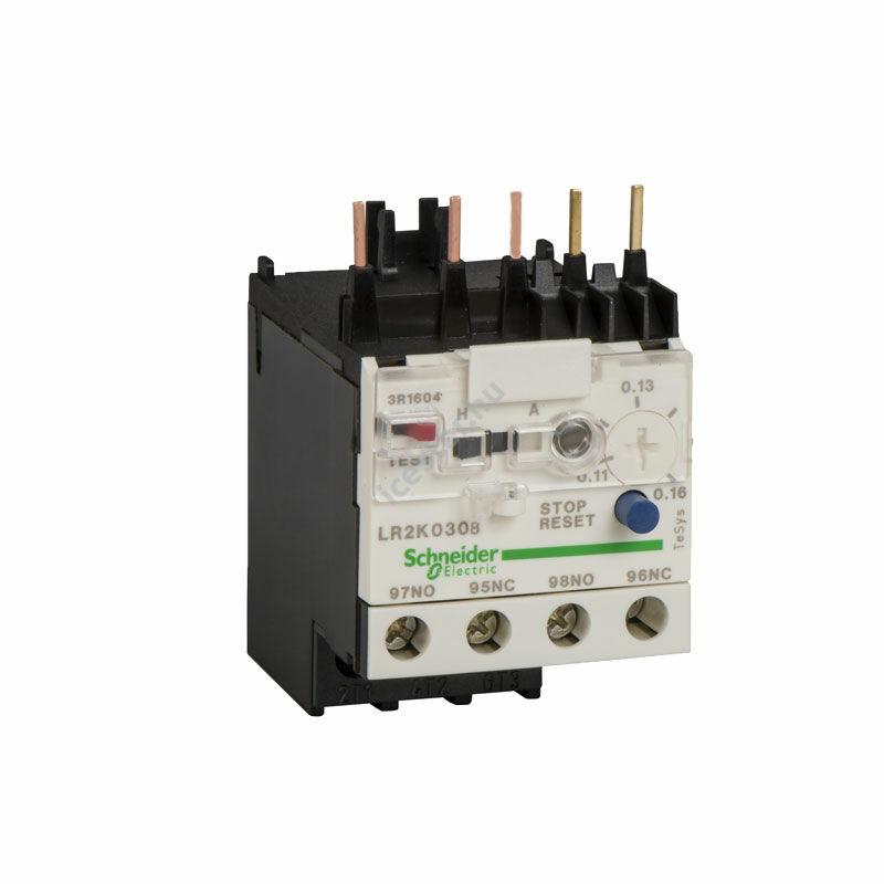 Schneider Electric Termikus túlterhelés-relé 1,8-2,6 A (hőkioldó)