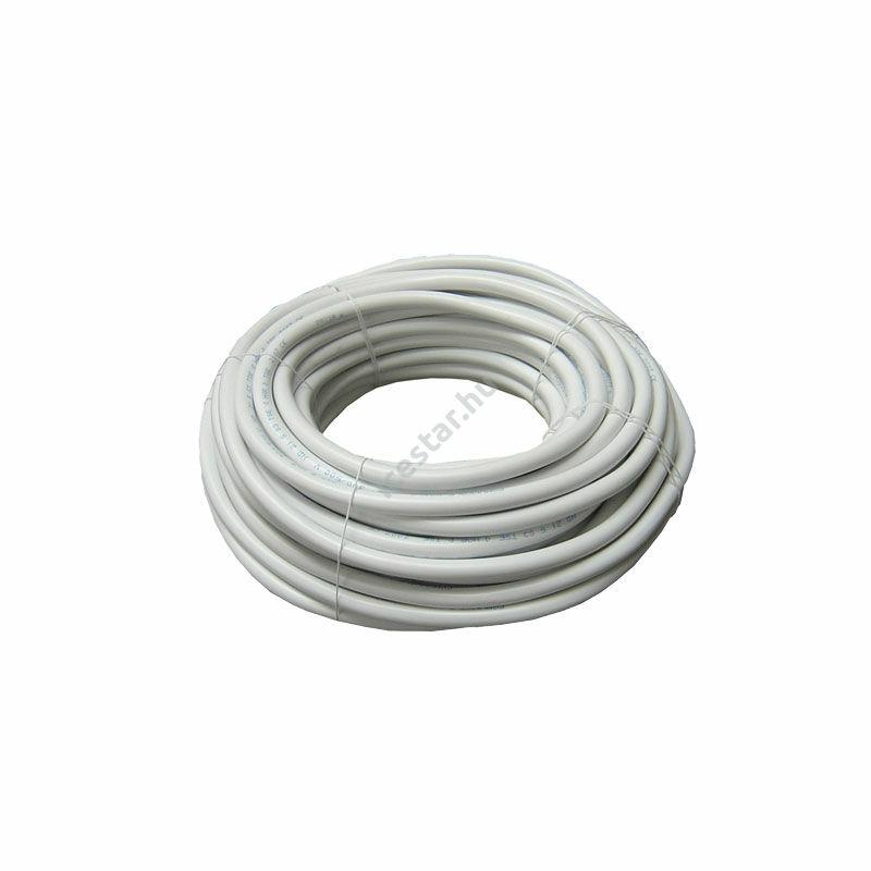 H05VV-F 3x2,5 mm (3G2,5) fehér MT kábel (sodrott) 100 m1