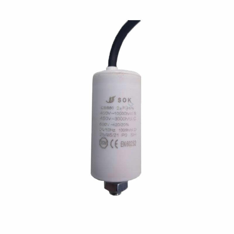 SOK Indító Kondenzátor 2mf 450V