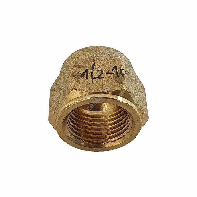 """CASTEL Hollandi anya 12/10mm (""""1/2""""x3/8"""") (Hollander) 1"""