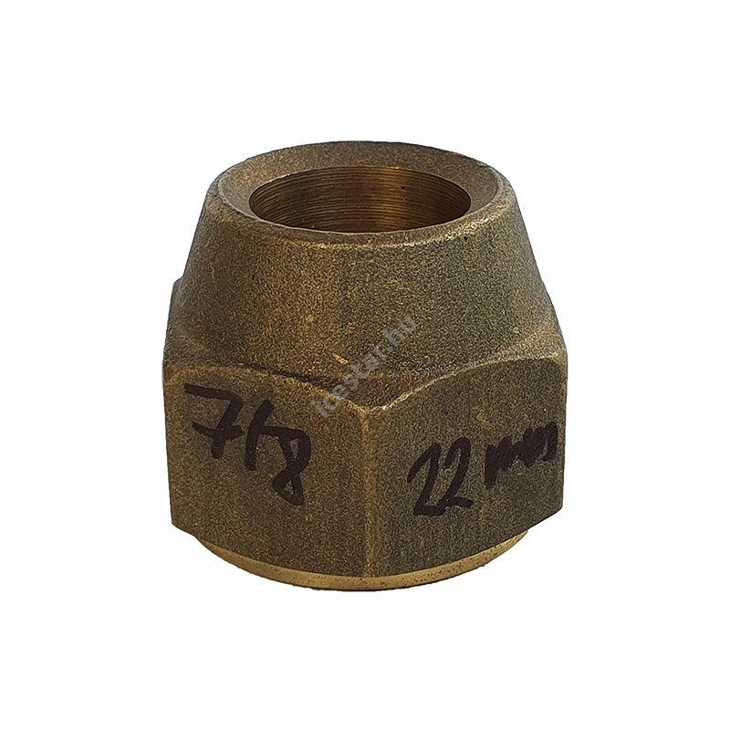 """CASTEL Hollandi anya 22mm 7/8"""" (Hollander)"""