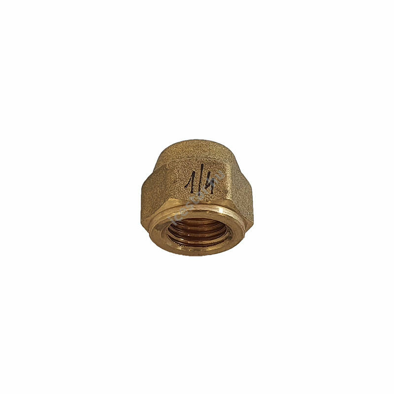 "CASTEL Hollandi anya 6mm 1/4"" (Hollander)"