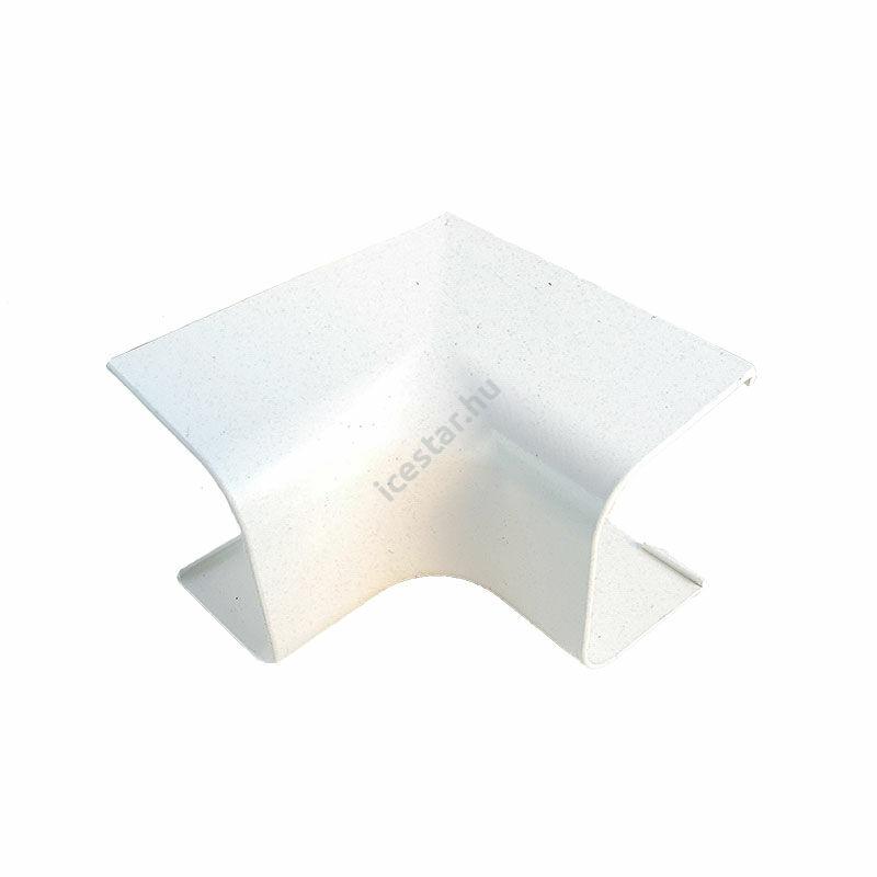 DEKOR Kábelcsatorna belső sarokelem idom 35 mm x 30 mm