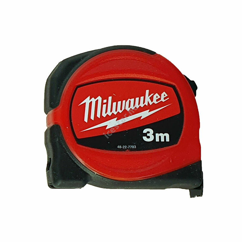 MILWAUKEE Slimline Mérőszalag 3m