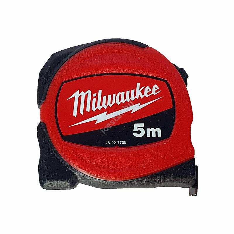 MILWAUKEE Slimline Mérőszalag 5m