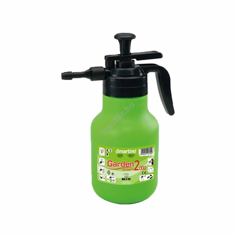 DIMARTINO Kézi pumpás permetező 2 literes