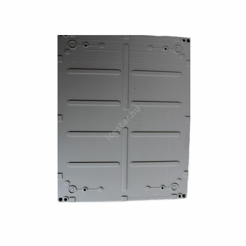 SEZ S-BOX 526 Kötődoboz 240x190x90 mm1