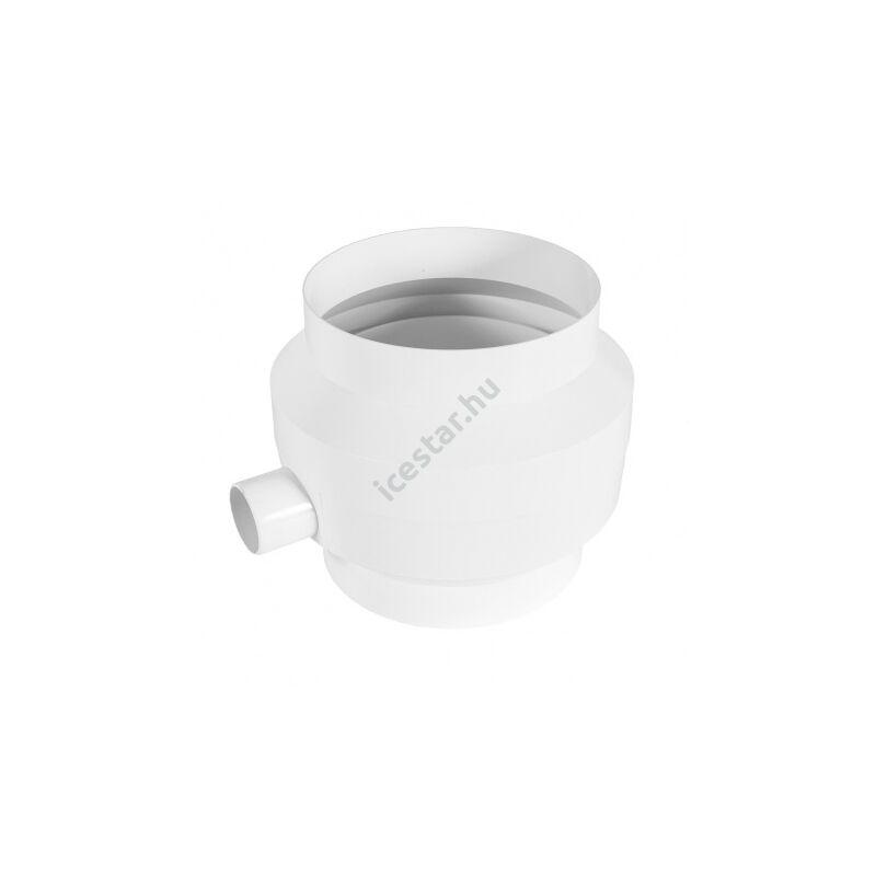 Kondenzvíz gyűjtő légcsatornához Ø100 mm