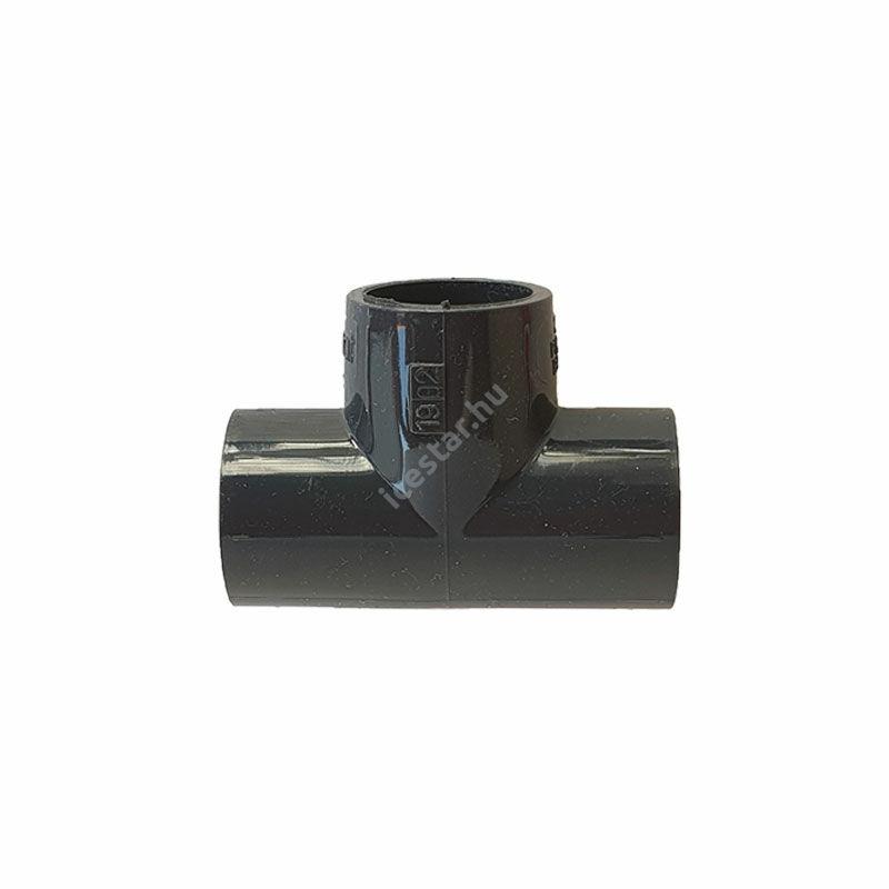 PLIMAT Kondenzvízcső T-idom 20mm EGÁL PVC-U