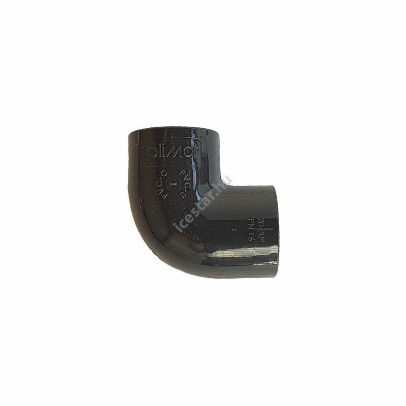 PLIMAT Kondenzvízcső könyök 20mm 90° PVC-U