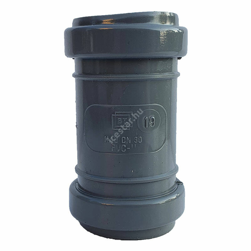 PIPELIFE PVC Tokos Karmantyú (toldó) idom 32 mm lefolyócsőhöz