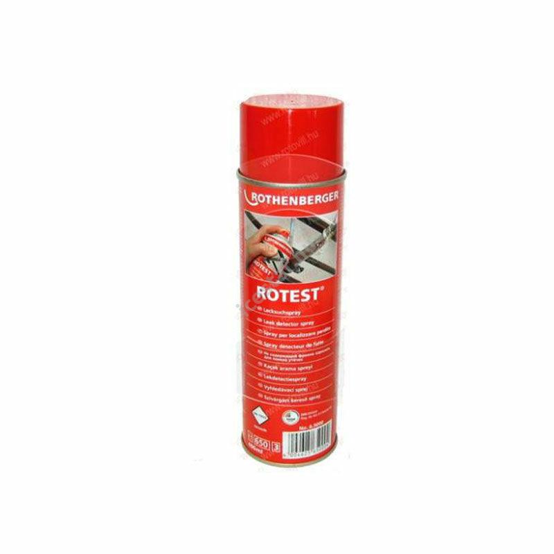 ROTHENBERGER Rotest Szivárgáskereső spray 400ml