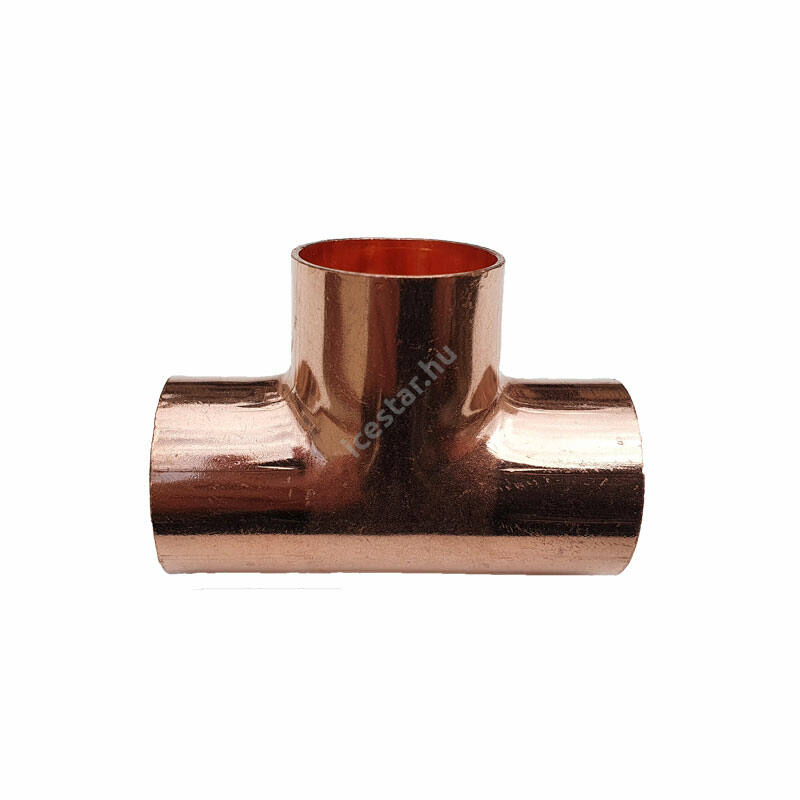 Rézcső T idom 15-15-15mm (EGÁL)