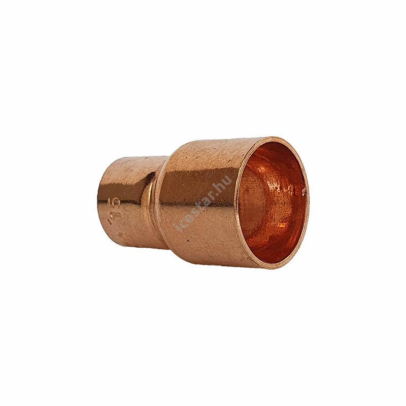 Rézcső idom szűkítő BB 28-15mm 1