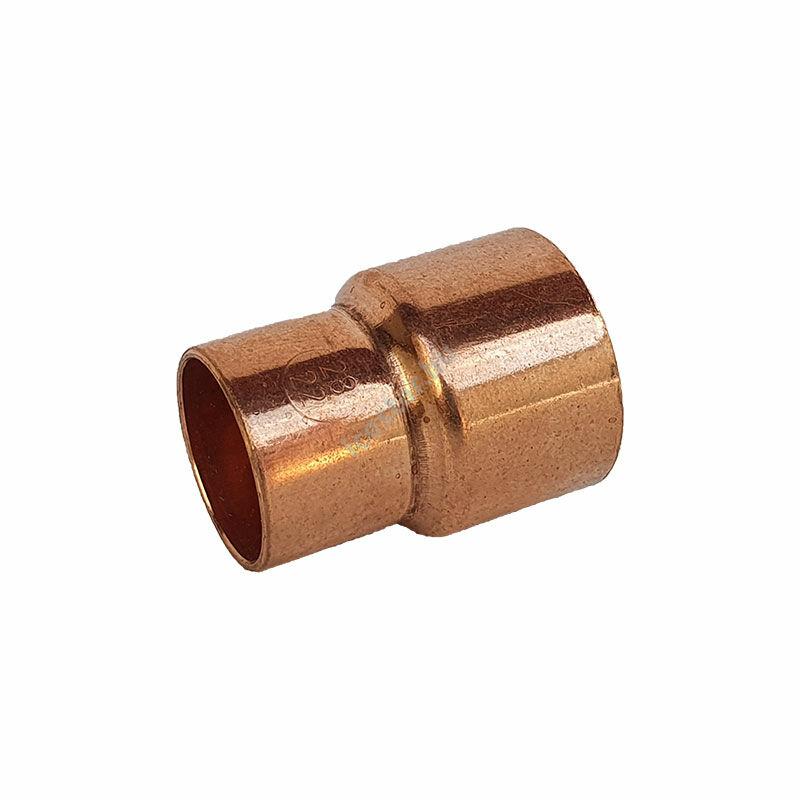 Rézcső idom szűkítő BB 28-22mm 1