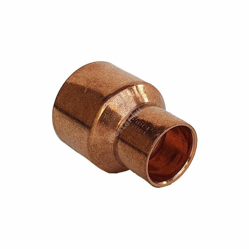 Rézcső idom szűkítő KB 35-22mm