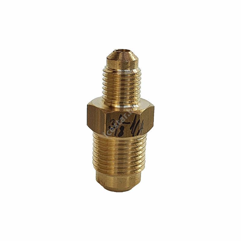 """CASTEL Egyenes Csatlakozó 10/6mm UR2-64 KK (3/8""""x1/4"""")2"""