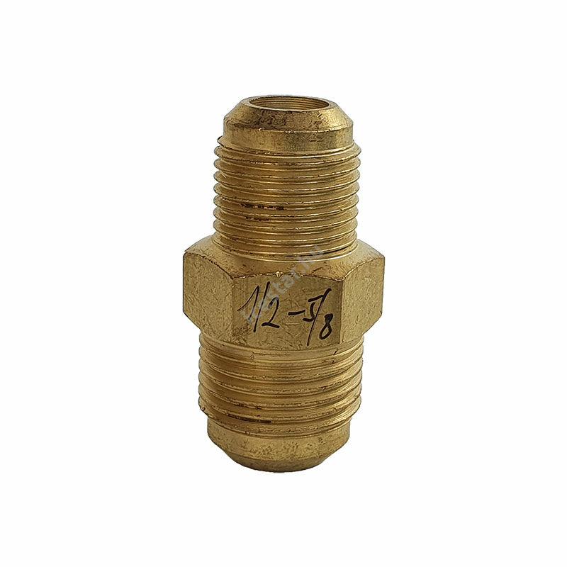 """CASTEL Egyenes Csatlakozó 16/12mm UR2-108 KK (5/8""""x1/2"""")1"""