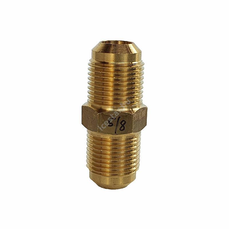 """CASTEL Egyenes Csatlakozó 16mm U2-10 KK (5/8""""x5/8"""")1"""