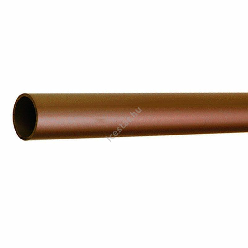 Kemény vegytiszta vörösréz cső 42x1 mm x 5 méter