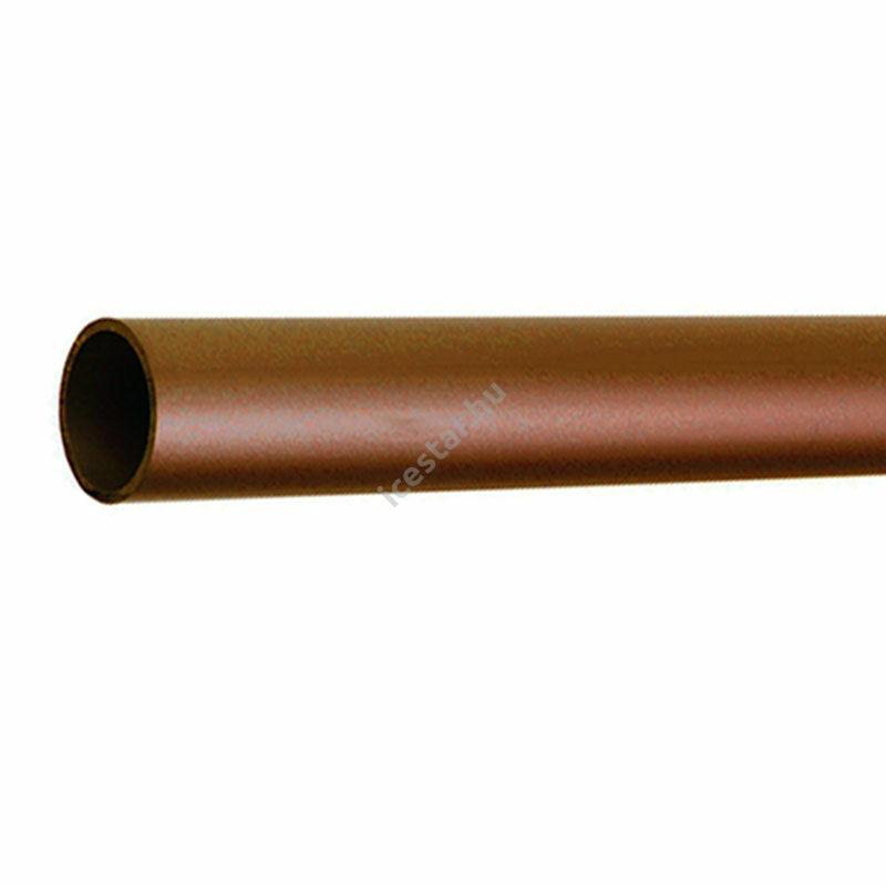 Kemény vegytiszta vörösréz cső 54x1.5 mm x 5 méter