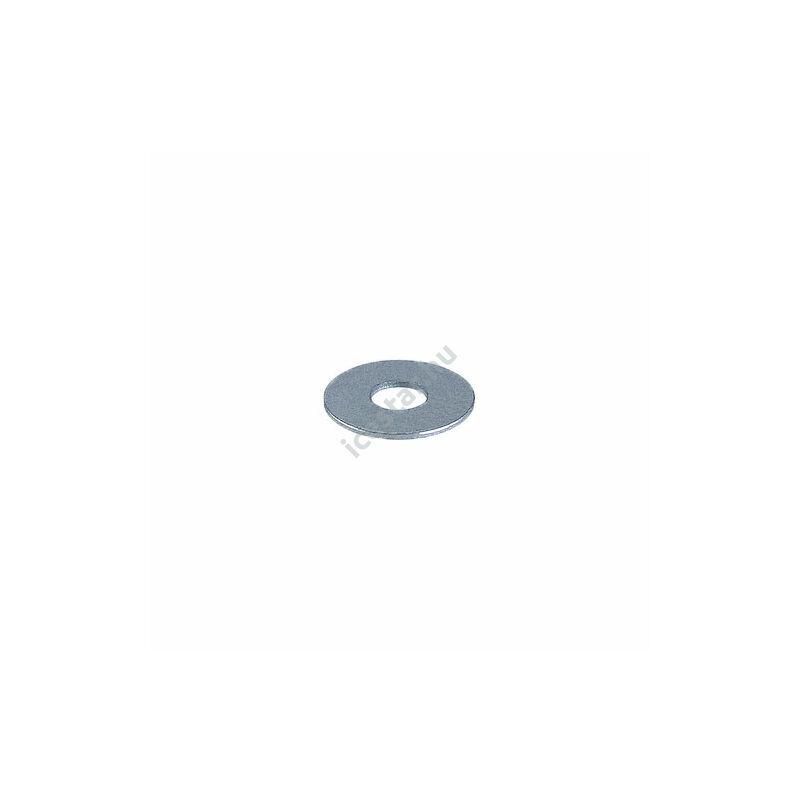 Müpro fakötésű horganyzott alátét M10, 10,5×36×2,0 mm