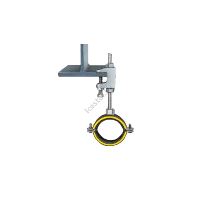 Müpro karmosrögzítő (gerendakapocs) M10  belső menettel