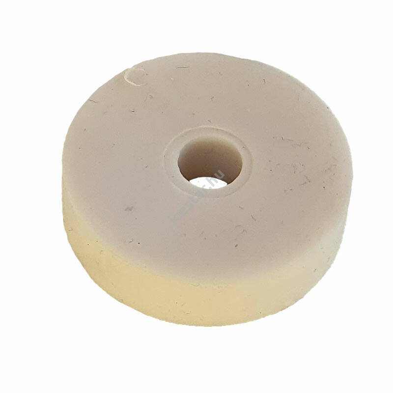 Rezgéscsillapító gumibak fehér