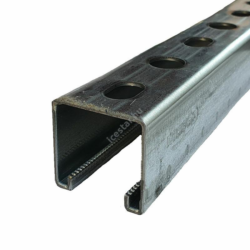 szerelősín  MPR 41x41x2.0mm 2fm
